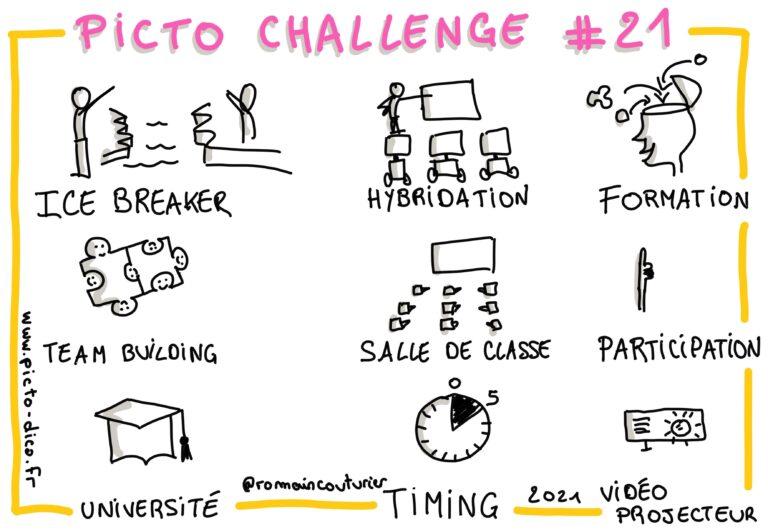 Picto Challenge 21