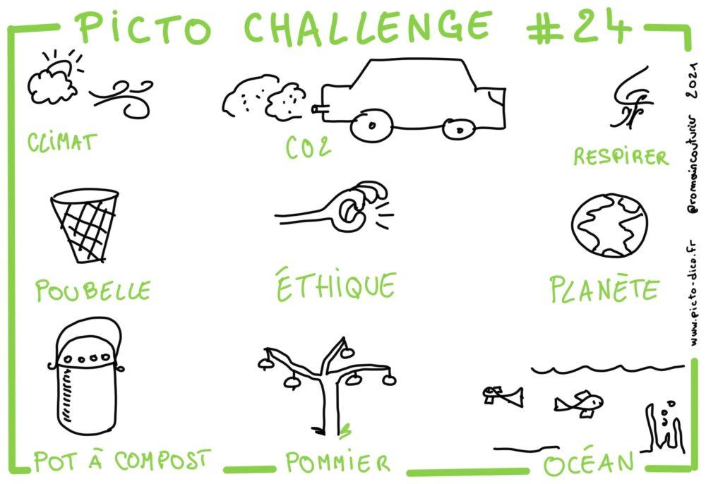PictoChallenge n°24 spécial Ecologie