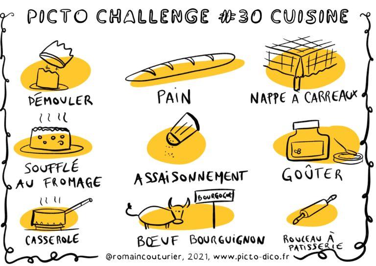 Picto_Challenge_#30_Cuisine