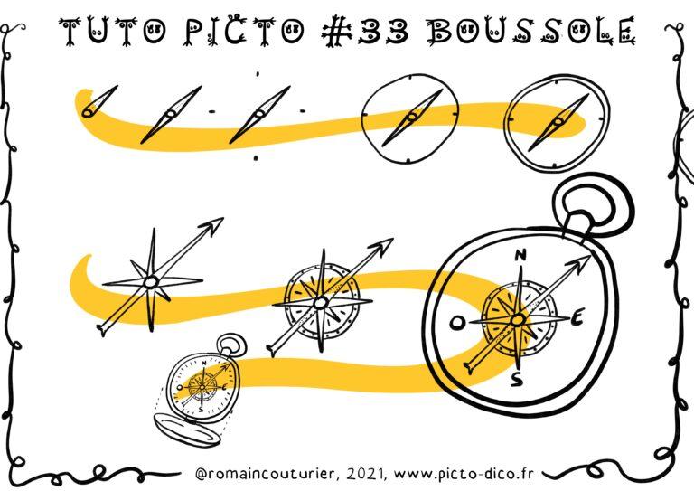 Tuto_Picto_#33_Boussole