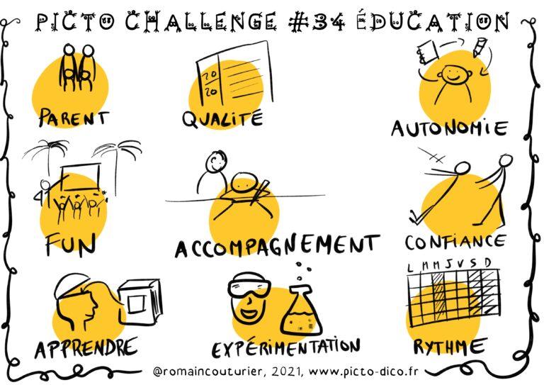 Picto_Challenge_#34_Éducation