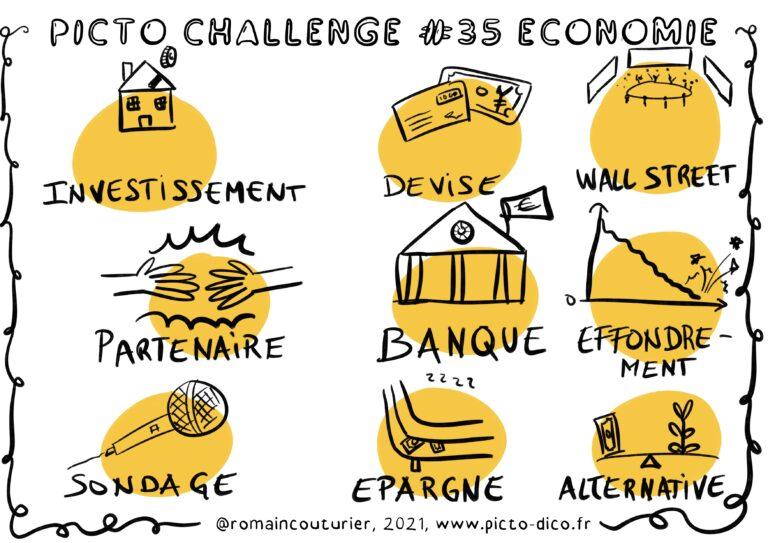 Picto_Challenge_#35_Économie