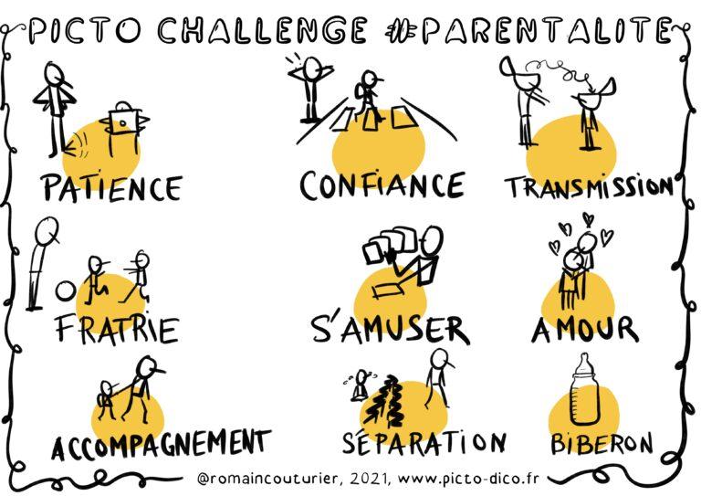 Picto_Challenge_#36_Parentalite 1